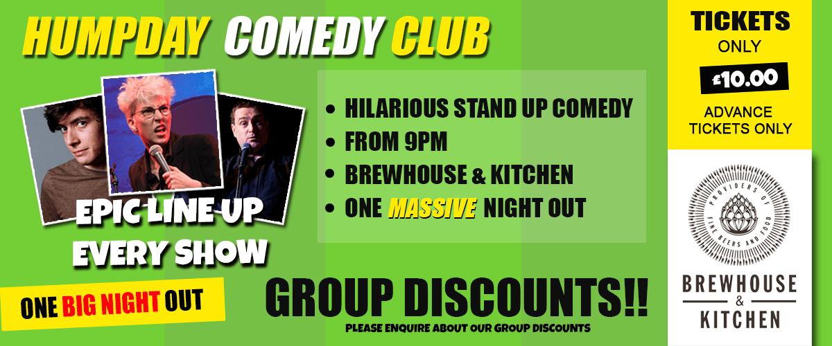Comedy Club Sutton Coldfield