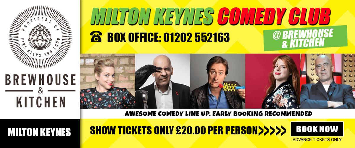 Milton Keynes Comedy