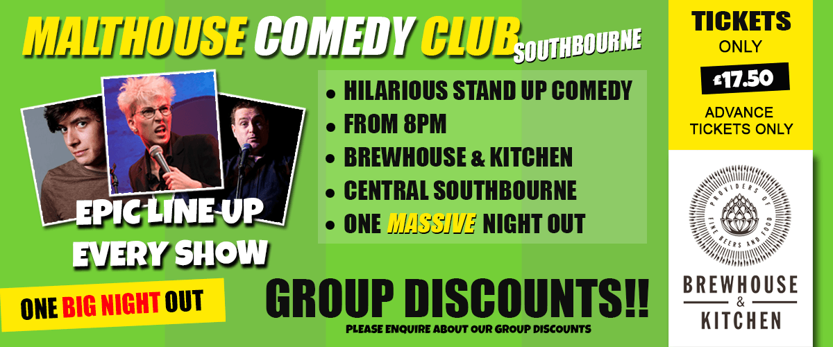 Southbourne Comedy